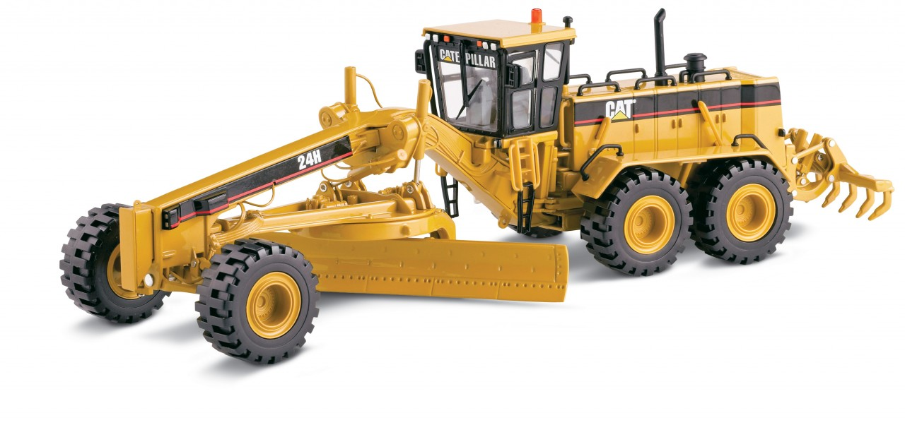 CAT 24H GRADER (1:50 scale)