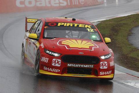 Ford FGX Falcon #12 DJR Team Penske