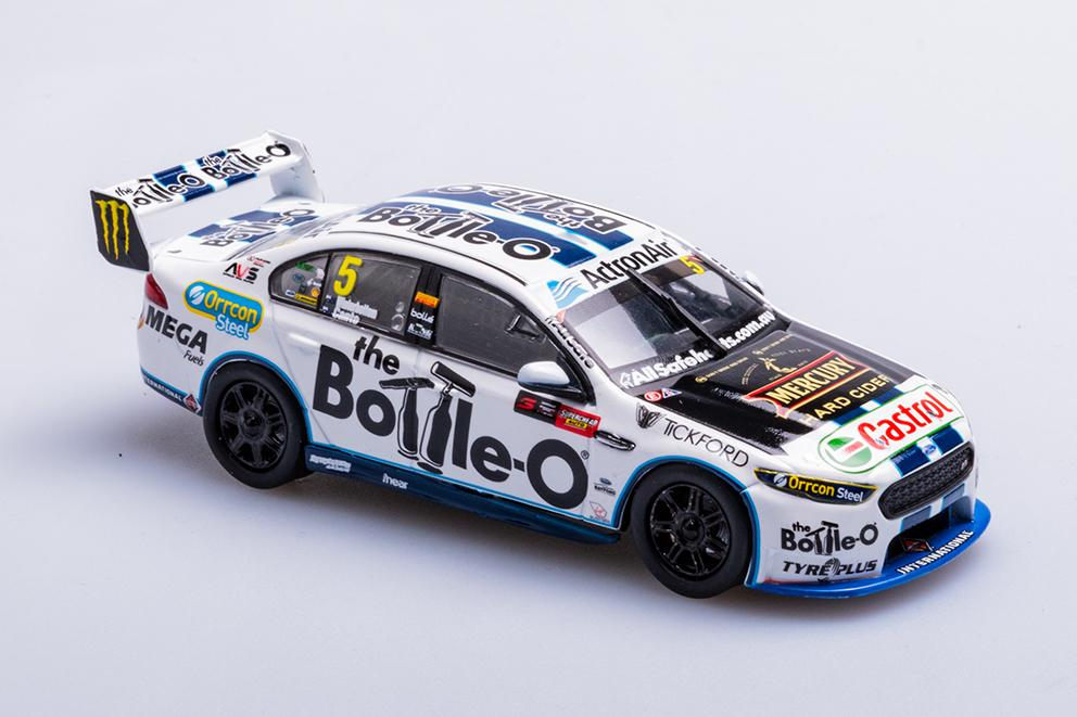 THE BOTTLE-O RACING MARK WINTERBOTTOM/DEAN CANTO