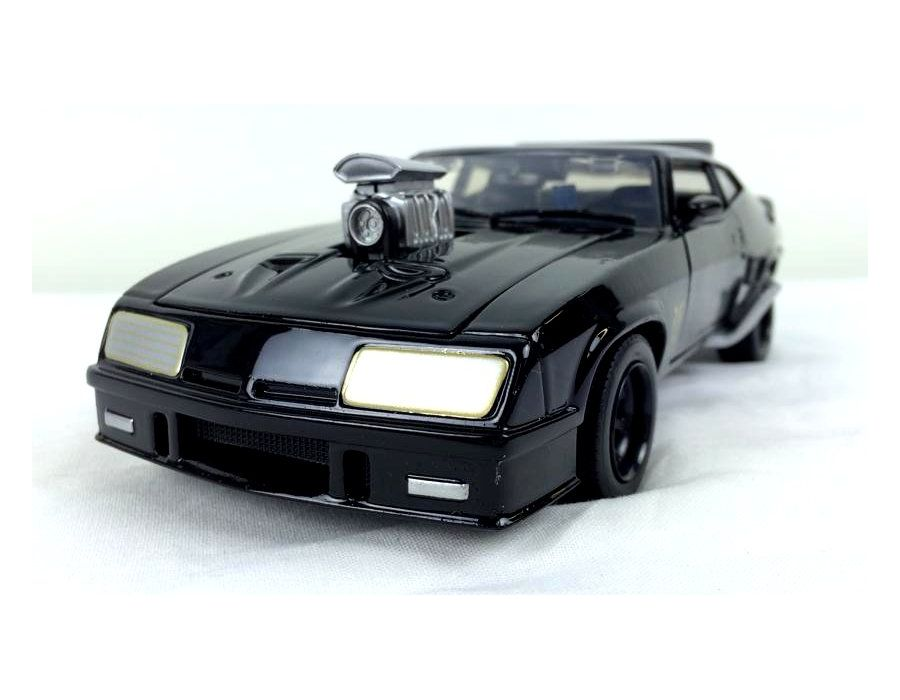 1:24 Last of the V8 Interceptor