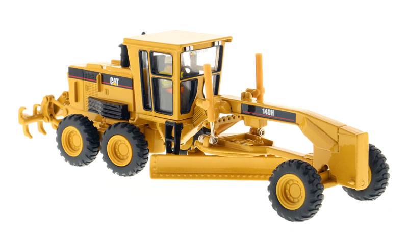 CAT 140H GRADER (1:50 scale)