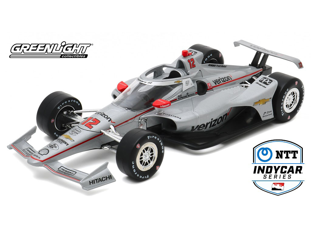 2020 Indy Car #12 Will Power Team Penske Verizon