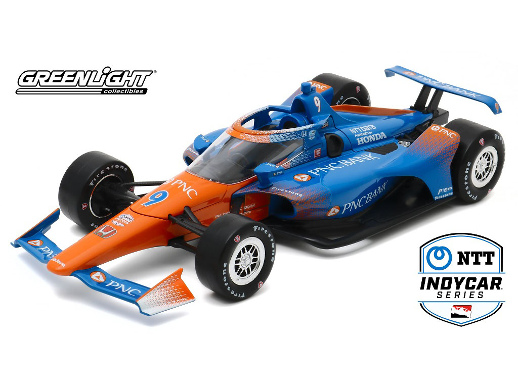 2020 Indy Car #9 Scott Dixon Chip Ganassi PNC Bank