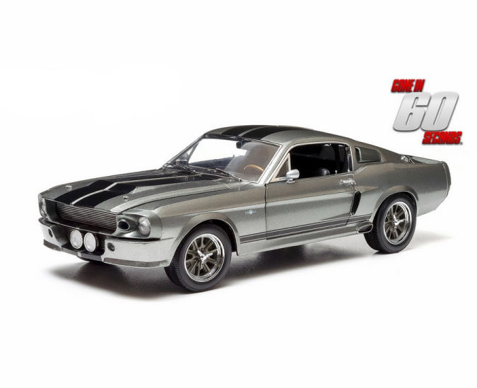 Gone in Sixty Seconds (2000) 1967 Mustang Eleanor