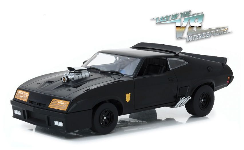 Last of the V8 Interceptors 1973 Ford Falcon XB