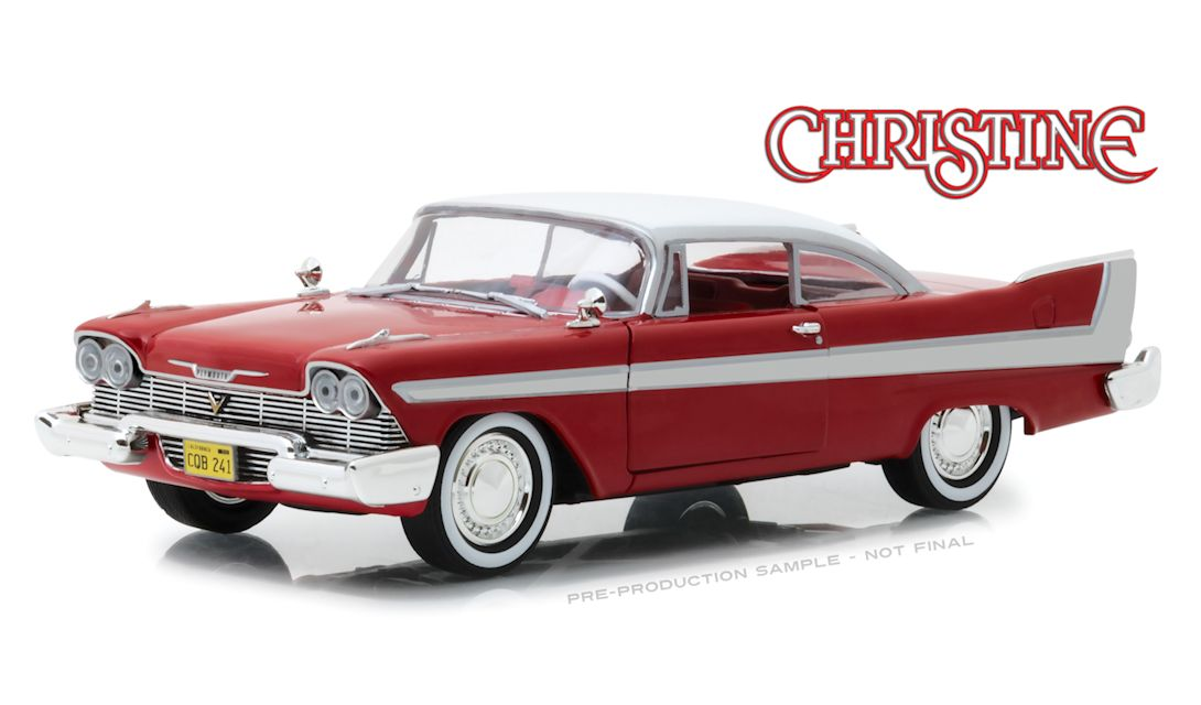 Christine (1983) 1958 Plymouth Fury