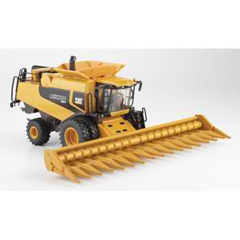 CAT LEXION 590R COMBINE (1:32 scale)