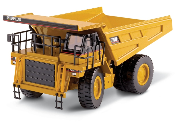 CAT 777D OFF HIGHWAY TRUCK (1:50 scale)