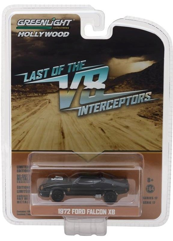 Last of the V8 Interceptors 1973 Ford Falcon
